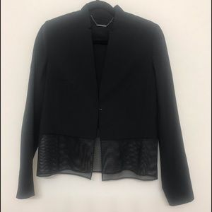 ELIE TAHARI Black Jacket